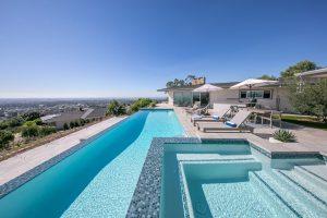 Modern Pool Ventura CA