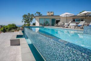 modern pool construction california
